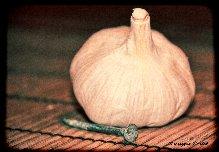 garlic and nail
